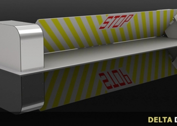 Delta Scientific High Security Vehicle Barricade Systems - DELTA DSC1200